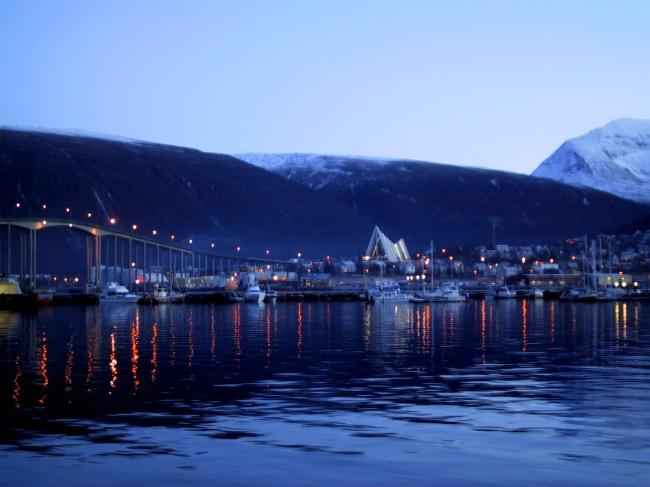 197 Mot Ungdomsskole Ikt Konferanse I Troms 248 Troms 248 Brua Og