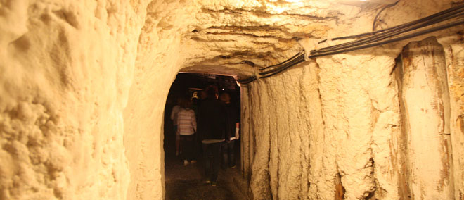 saltgruvene i krakow heis