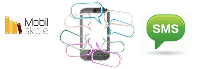 mobilen på skolen